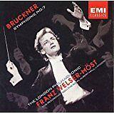 BRUCKNER: SYMPHONY NO. 7 (LONDON PHILHARMONIC ORCHESTRA/FRANZ WELSER-MOST) CD