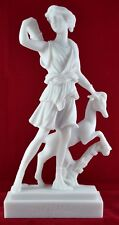 Artemis Diana Goddess of Nature Hunt Deer Greek  Statue Free Shipping - Tracking