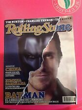 Rolling Stone BATMAN CHRISTIAN BALE JULY 2008 MEXICAN SPANISH ISSUE #69