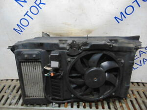 2010 Peugeot 308 1.6 HDI Diesel Front Panel Rad Pack Air Con Intercooler A/C Fan