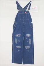Salopette Dickies Customized(Cod. S1259) Tg50 W36 L32 Jeans Usato Uomo Wild Boar