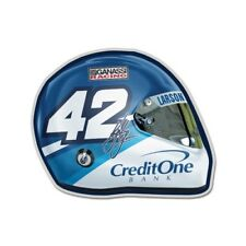 Kyle Larson 2018 Wincraft #42 Credit One Bank Helmet Pin Carded FREE SHIP!