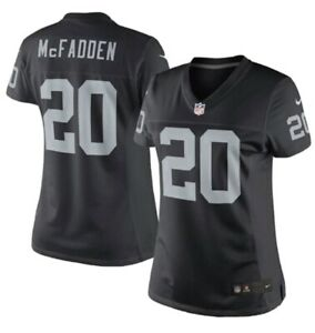 Oakland Raiders Womens 2011 McFadden On Field Jersey New With Tags