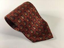 J.Z. Richards Neck Tie New Necktie NWOT Men's Silk Neckwear JZ Leaves Leaf