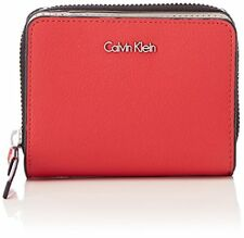 Portafoglio Donna Calvin Klein K60k604013 618 Scarlet
