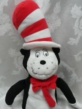 """Dr Seuss Suess Cat In The Hat 21"""" Plush Animal Toy doll Stuffed Movie Kohls Care"""