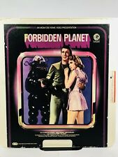 Vintage Forbidden Planet Electronic Disc System Walter Pidgeon Anne Francis