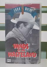 John Wayne Winds Of The Wasteland John Wayne Collection Vhs Video