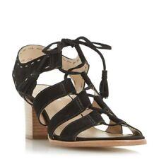 40bc7e2abe98 Dune Women s Block Heel Sandals for sale