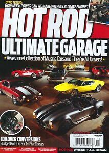 Hot Rod Magazine  November 2021  Ultimate Garage