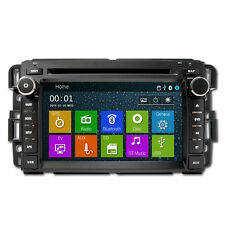 Touchscreen GPS Navigation Bluetooth Radio for Chevrolet Avalanche 2007-2013