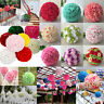 "6'' 8'' 10"" 12'' Wedding Bridal Kissing Ball Silk Flower Ball Party Home Decor"