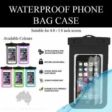 Unbranded/Generic Waterproof Mobile Phone Cases, Covers & Skins for Universal