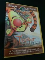 Disney's Read Along Book and CD The Tiger Movie