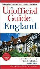 Unofficial Guides: The Unofficial Guide to England 145 by Stephen Brewer and...