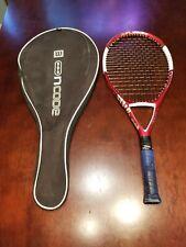 Wilson nCode nFusion Oversize OS 110 Tennis Racquet Racket 4-3/8