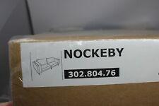 NEW Ikea Nockeby 2 Seat 302.804.76 Risane Gray Sofa Slipcover