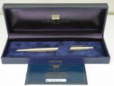 CARAN d'ACHE CdA MADISON Sterling Silver 925 Ballpoint Pen (MINT)
