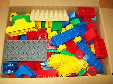 Lego Duplo Bausteine - MINDESTENS 100 BAUSTEINE