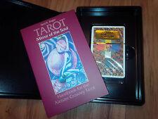 Tarot miroir de l'âme Deck & Book Set années 1980 Version Brand New Boxed