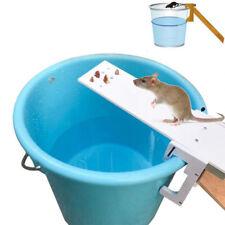 Hausgarten Schaedlingsbekaempfung Rattenfalle Schnell toeten Wippe MausfaengerX8
