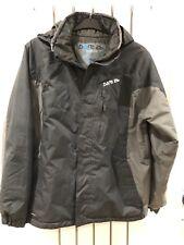 Dare2b Mens Ski Jacket Size S Black Grey Wind Proof Waterproof Ared