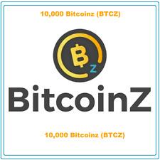 (Bitcoinz) CRYPTO MINING-CONTRACT (10000 BTCZ), Crypto Currency