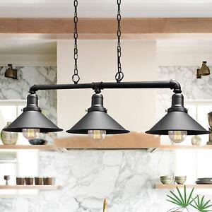 Vintage Pendant Light Shade Industrial Retro Metal Lamp Suspended Ceiling Lights