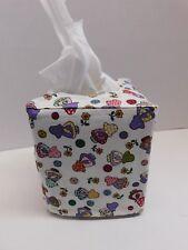 Sunbonnet Sue 100% cotton Fabric square Tissue Box Cover doctor, dentist, scho