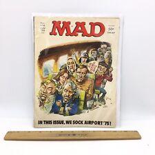 MAD Magazine No. 176 July 1975