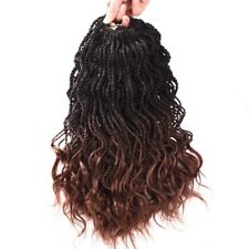 35 Roots Curly Senegalese Twist Crochet Braids Synthetic Braiding Hair Extension