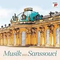 MUSIK AUS SANSSOUCI  CD NEW+
