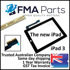 iPad 3 Black Touch Screen Glass Digitizer Front Replacement New Wifi 3G Tools