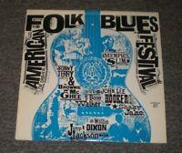 The Original American Folk Blues Festival~RARE 1974 Blues Comp~FAST SHIPPING!