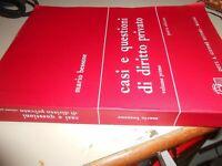 libro:CASI E QUESTIONI DIRITTO PRIVATO - VOL.PRIMO QUARTA ED.-M.BESSONE-GIUFFRE'