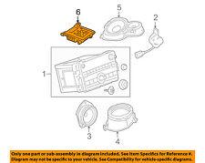 Chevrolet GM OEM 06-13 Impala Stereo Audio Radio-Amplifier 20810960