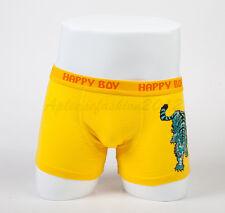 5pc Size 5 4-6 years New Comfort Cotton Boys Boxers Briefs Tiger Kids Underwear