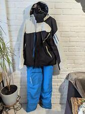 Salomon mens Ski Jacket Size L  And Pants L ski jacket and pants