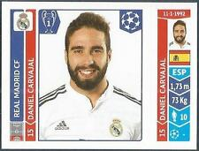 PANINI UEFA CHAMPIONS LEAGUE 2014-15- #110-REAL MADRID-DANIEL CARVAJAL