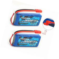 Hobbytiger 7.4 V 2000 mAh 30 C Lipo Batteria per Syma X8C VENTURE X8W X8G X8HW X8HC