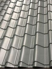 Tile Effect Sheets , Roofing/Cladding for Buildings , corrugated steel sheets