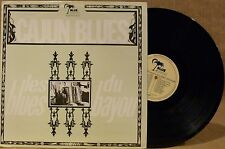 UK IMPORT  LP:  CAJUN BLUES, LES BLUES DU BAYOU Blue Moon BMLP 1.045