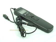 RST Timer Remote Control Cord For Olympus SP-590/SP-570/SP-565/SP-560/SP-550 UZ