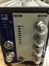 HBM Amplifier module ML460 frequency counter