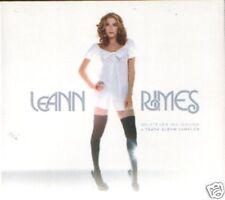 Leann Rimes-whatever we wanna.cd sampler