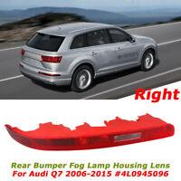 Feux Éclairage Arrière Pare-Choc Pare-Chocs Droite Pour Audi Q7 06-15 4L0945096
