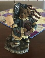 Boyds Bears The Crumpletons American Hero Firefighter From 9-11