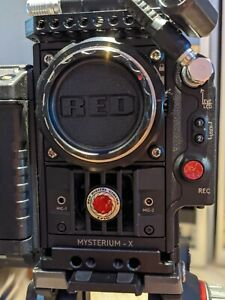 RED Mysterium X professional camera with lenses and tons of accessories
