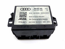 Audi A6 RS6 4G Avant 4H0907440 Schnittstellensteuergerät Fahrzeugortung A303/17