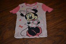B36- Disney Pajama Top Size 6